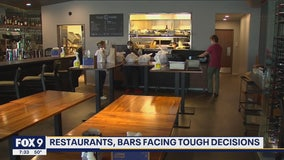 Hospitality Minnesota: Many restaurants, resorts may only have weeks left to survive