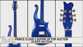 Long-lost Prince guitar headed to the auction block (and may set new record)