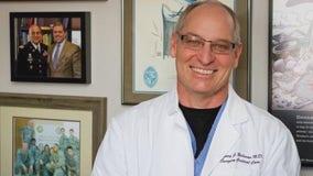 Minnesota doctor to be honorary grand marshal for Sunday NASCAR race