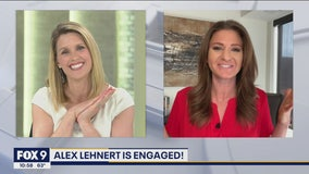 FOX 9 Morning News celebrates new engagement