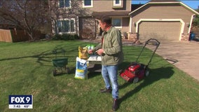Spring lawn care tips from FOX 9 Garden Guy Dale K