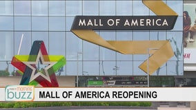 What shoppers can expect when the MOA reopens Monday