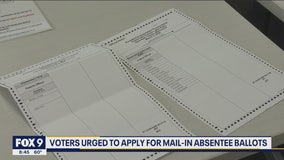 Minnesota Secretary of State urging voters to apply for mail-in absentee ballots