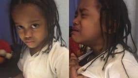 """Adorable 5-year-old in tears because he can't marry his mom: """"He doesn't understand marriage"""""""