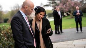 VP Pence's press secretary tests positive for coronavirus
