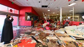 Target shuts down stores across country in response to vandalism amid George Floyd protests