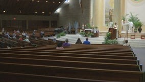 Archdiocese of St. Paul and Minneapolis resumes celebrating Mass Wednesday amid COVID-19 pandemic
