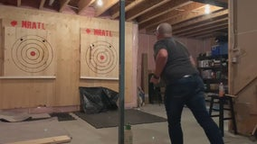 Quarantine Axe Throwing League gains momentum across Minnesota
