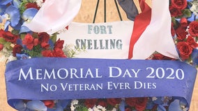 Ft. Snelling Memorial Day traditions adapt amid COVID-19 pandemic