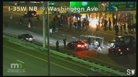 MnDOT closing I-94, I-35W, I-35E, I-394, and Hwy 55 in Twin Cities overnight due to riots