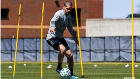 Minnesota United starts voluntary individual training at National Sports Center