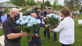 On 50th anniversary of his death, St. Paul police honor officer killed in line of duty
