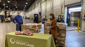 Farmers donate 30,000 pounds of pork ribs to Second Harvest Heartland