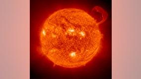 Sun heading toward less active phase, but won't cause 'mini ice age,' NASA says