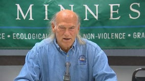 Jesse Ventura joins presidential candidate Brock Pierce at White Bear Lake event
