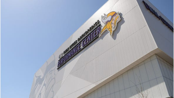 Vikings' practice facility to open as vaccination site this week