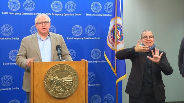 Walz says he believes charges are 'warranted' for the 3 other officers involved in Floyd arrest