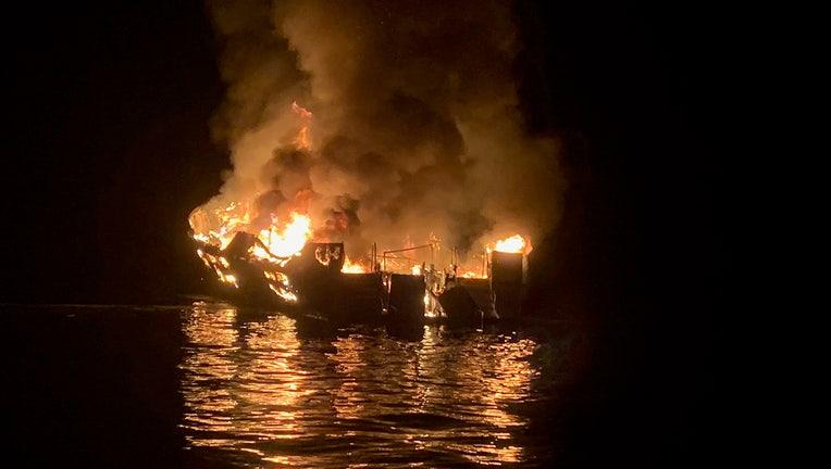 Multiple Fatalities In Boat Fire Near Santa Cruz Island