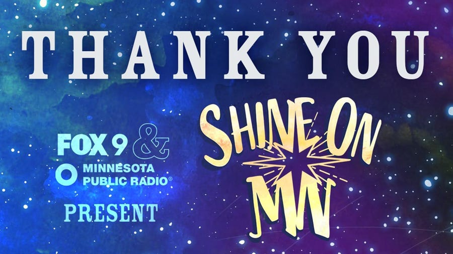 Shine On Minnesota raises $140,000 for Minnesota nonprofits in just two hours
