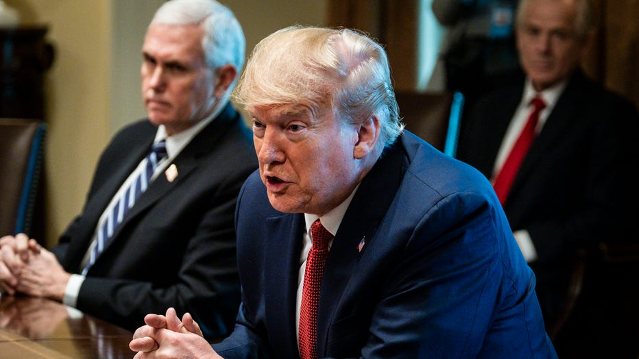 President Trump Meets with Supply Chain Distributors