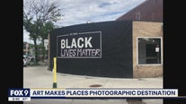 Black Coffee and Waffle Bar decides to keep street art after Minneapolis riots