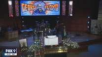 Powerful message delivered by Rev. Al Sharpton during George Floyd memorial