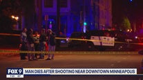 Minneapolis police investigate 2 separate homicides that took place Thursday night