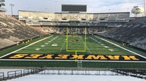 University of Iowa halts football ticket sales due to Covid-19 pandemic