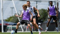 Minnesota United holds scrimmage after friendly with Columbus Crew canceled due to Covid-19