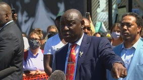Benjamin Crump to announce civil lawsuit against city of Minneapolis for George Floyd's death