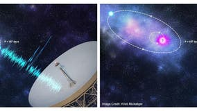 Another fast radio burst in deep space that repeats has been found and scientists are stunned