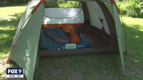 Happy campers return: State parks working to reopen campgrounds & lodging