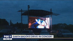 Somerset drive-in to host Garth Brooks concert