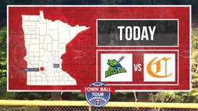 FOX 9 Town Ball Tour heads to Bird Island, Minnesota for first match-up of the season