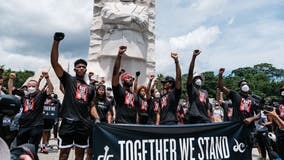 America marks Juneteenth as protests bring new attention