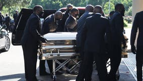 6,362 mourners pay final respects to George Floyd at public viewing in Houston