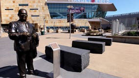Minnesota Twins remove statue of former owner Calvin Griffith at Target Field over racist comments