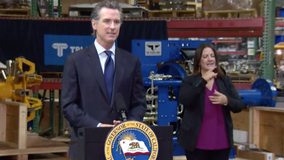 Governor asks California county to reimpose stay-at-home