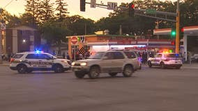 Rumors fuel unrest in St. Cloud, Minnesota after suspect shoots police officer in hand