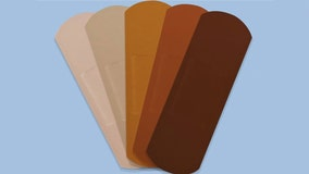 Band-Aid adds line of bandage colors to represent different skin tones