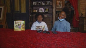 9-year-old Minneapolis girl writes inspirational children's book after witnessing death of George Floyd