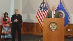 Walz extends peacetime emergency, calls lawmakers back for special session
