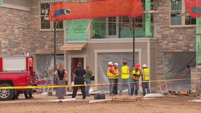 Man dies after fall from balcony at Lakeville construction site