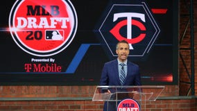 Minnesota Twins select Alerick Soularie with No. 59 overall pick in MLB Draft