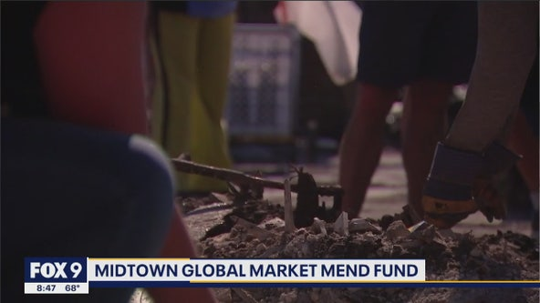 Mending our community: Midtown Global Market raising funds to help rebuild neighborhood