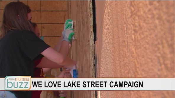We Love Lake Street campaign raising funds to help rebuild