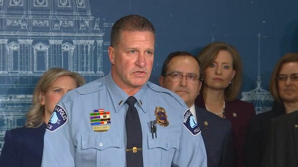 Top Republican won't say if Minneapolis police union head should resign: 'It's a union decision'