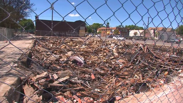 Groups working to raise money to rebuild Lake Street after riots