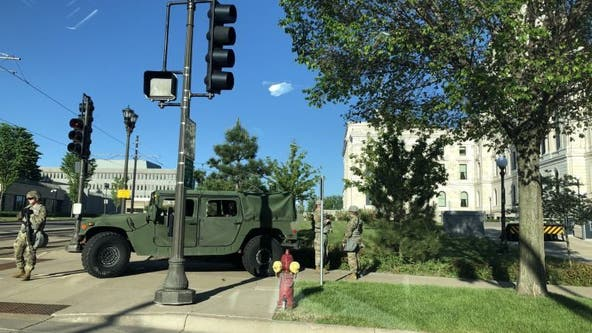 No curfew this weekend for Twin Cities, state begins to wind down riot operations