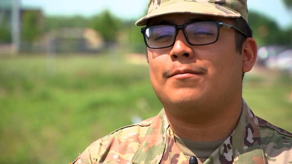 Minnesota National Guard soldier lost business he managed during riots
